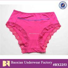 customized sexy pink lady panties