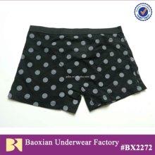 black dot print lady brief undergarment