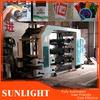 Double Winder Flexo Letterpress Printing Machine In China