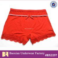 Hot Sale Lady Boyshort/Lady Underwear/Lady Panties