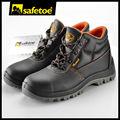 بقرة سلامة أحذية s3، أحذية السلامة لوحة الصلب، سلامة أحذية مريحة m-8010