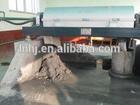 Horizontal spiral sedimentation continuous centrifuge