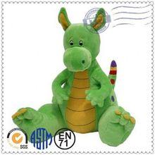 Custom Dinosaur Animal Stuffed Toys&Plush Dinosaur Toys&small dinosaur with big belly