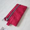 cute small cloth zipper bags pen stationery bag