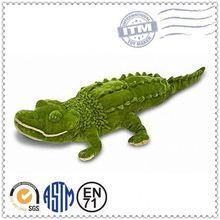 Children Safe Material Lovely custom made plush crocodile