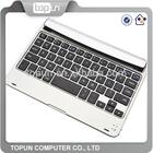 Hot Selling Product Ultra Thin Aluminum Bluetooth Keyboard For iPad Mini