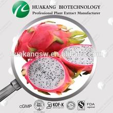 Organic dragon fruit powder/ fruits containing vitamin C