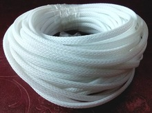 PET Expandable Braided Cable Sleeving Protective Sleeve for Electric Cable