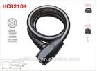 Keyed Bicycle parts,Bike Security,Spiral Lock HC82104