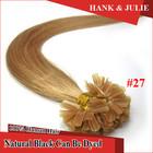 Wholesale 100 Keratin Tip Human Hair Extension