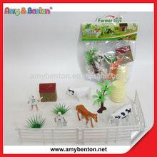 Novelty Zoo Animal Set Toy Hayppy Cheap Animal Plush Toy