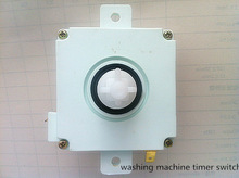 washing machine selector timer switch