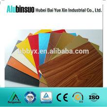 PVDFand PE aluminum composite panel ACM/ACP Best sales
