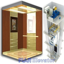 FUJI Elevator for passengers,elevaot for homes ,elevator for commercial--China-Japan Joint Venture