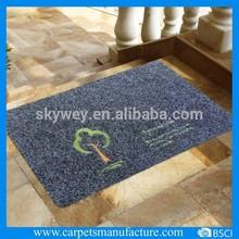 Hot sale customsize flooring mat, Custom Logo Mats