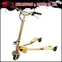 Trade assurance 250W China electric foot scooter,electric scooter china