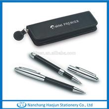 High End Promotional Metal Ballpoint Derma Business Gift Pen