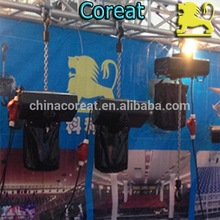 2 Ton Popular Concert Theater Event Electric Chain Hoist CE 220V 380V 415V