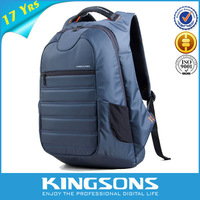 elegant classic computer backpack bagwith Adjustable straps and multiple pocket options for Laptops upto 15.6