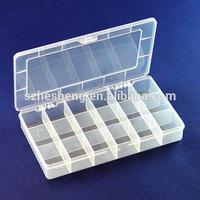 Custom plastic mould injection PC clear plastic box