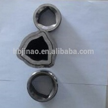 cold drawn seamless triangular steel tube used for agricultural PTO Shaft