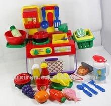 2012 educational toy/kids pretend toy/child furniture in kitchen