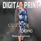Textile cotton digital print service S829