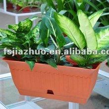 window square garden flower pot and planter