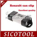 -- متعددة languange كليبسيارة رينو أدوات التشخيص رينو can كليب v139 البرمجيات الجديدة