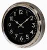current time plastic clock