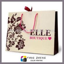 ELLE Shopping Paper Bag
