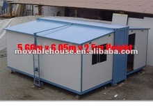 Expandable Performance Container House