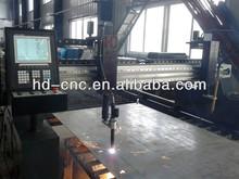 high precision Panasonic servo motor drice used cnc plasma cutting machine