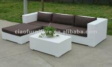rattan outdoor sofa section sofa