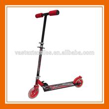 Aluminum Kids 145mm PU 2 Wheel Kick Foldable Scooter