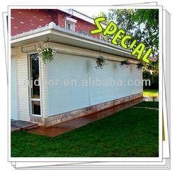 automatic security window aluminium roller shutter