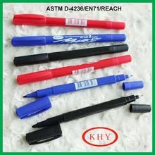 2015 Hote Sale Twin Tips Indelible Marker Pen