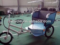 3 wheel passenger bike with CE
