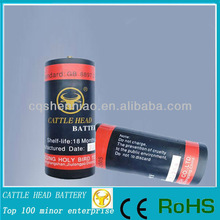 pollution-free super-discharging RoHS authentication Hg free Storing power R40 batteries