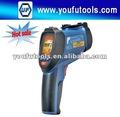Profesional de vídeo cem dt-9862 instrumentos, infrarrojo termómetro de vídeo
