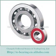 Deep groove motorcycle ball bearing 6203