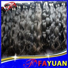 Beautiful natural color cheap price good quality 100% remy weft malaysian human hair extenions