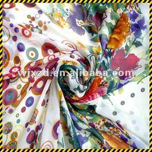 2012 New design polyester wholesale chiffon fabric