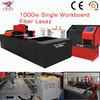 1mm~12mm Fiber Laser Cutting metal / Fiber Laser 1000watt 2000watt