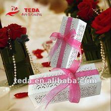 Wedding Favor Rectanfular Sweet Cookies Boxes