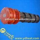 flange tubular heater