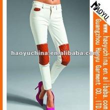 Hot sale tela denim para jeans buy jeans in bulk jeans for women (HY5537)