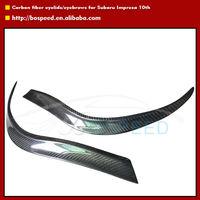Carbon Fiber down Eyelid for Subaru Impreza 2008 2009 2010 2011 2012 Cars
