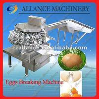 High quality Rotary egg beater/egg breaker 7200egg per hour
