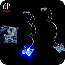2013 Factory WholeSale Blue Led Flashing Necklace